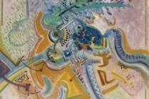 Oil on canvas – 1964 cm. 80x100