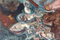 Oil on canvas – 1964 cm. 60x50