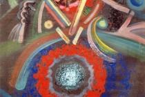 Oil on canvas – 1964 cm. 70x100