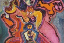 Oil on canvas – 1966 cm. 100x80