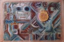 Oil on canvas – 1966 cm. 70x50