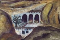 Oil on canvas – 1968 cm. 70x50