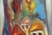 Oil on canvas – 1968 cm. 50x70