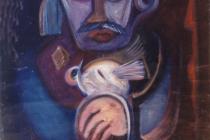 Oil on canvas – 1968 cm. 50x60