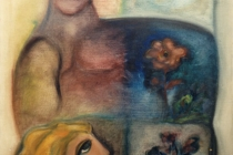 Oil on canvas – 1969 cm. 70x100