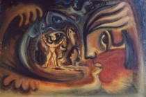 Oil on canvas – 1969 cm. 70x50