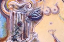 Acrylic + oil on canvas – 1963 cm. 70x100