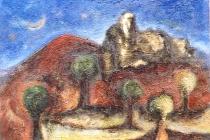 Oil on canvas – 1963 cm. 70x50