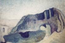 Oil on canvas – 1964 cm. 70x50