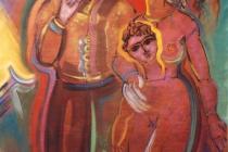 oil on canvas – 1982 cm.100x140
