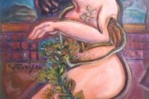 oil on canvas – 1984 cm.80x60