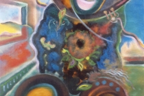 oil on canvas – 1986 cm.100x140