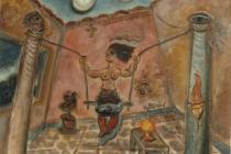 oil+acrylic on canvas – 1989 cm.80x60
