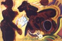 oil on canvas – 1980 cm.140x100