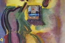oil on canvas – 1991 cm.60x80