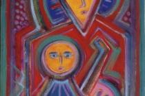 oil on canvas – 1995 cm.50x70