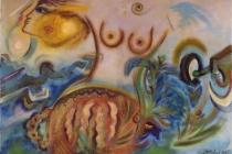 oil on canvas – 1995 cm.100x70